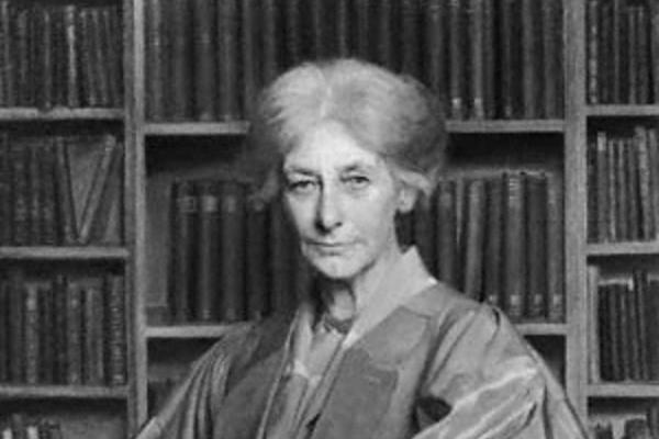 Eleanor Lodge (odnb)
