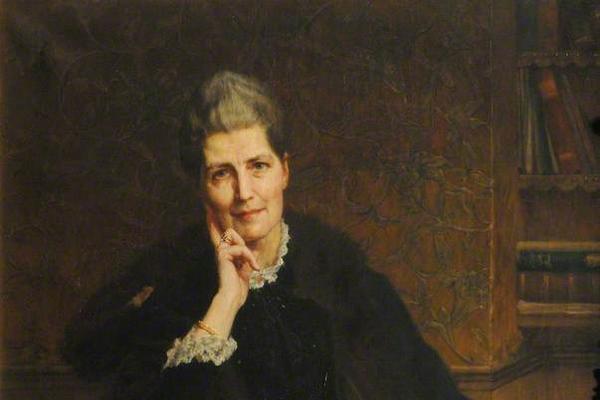 Madeline Shaw Lefevre ( Hood public domain)