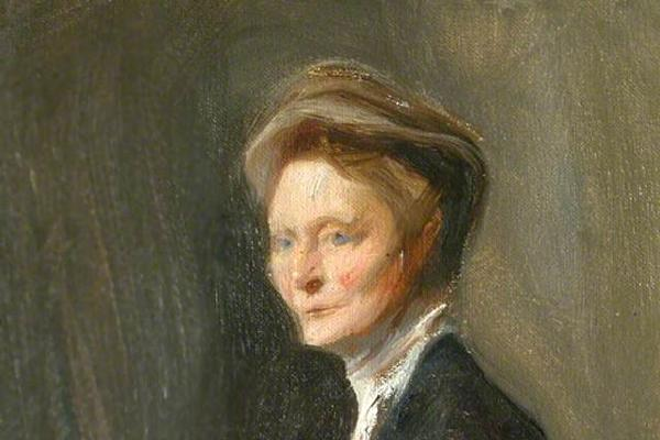 Emily Penrose (sketch public domain)