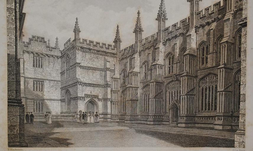 Divinity School, University of Oxford